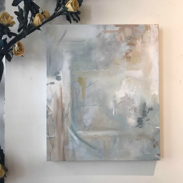 Rebekah May is a New Orleans artist and painter with work exploring the imaginative convergence of nature and abstraction, reality and surrealism. See her beautiful paintings.exhibited at Claire Thriffiley Gallery.
