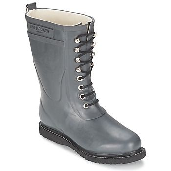 Ilse Jacobsen grey boots