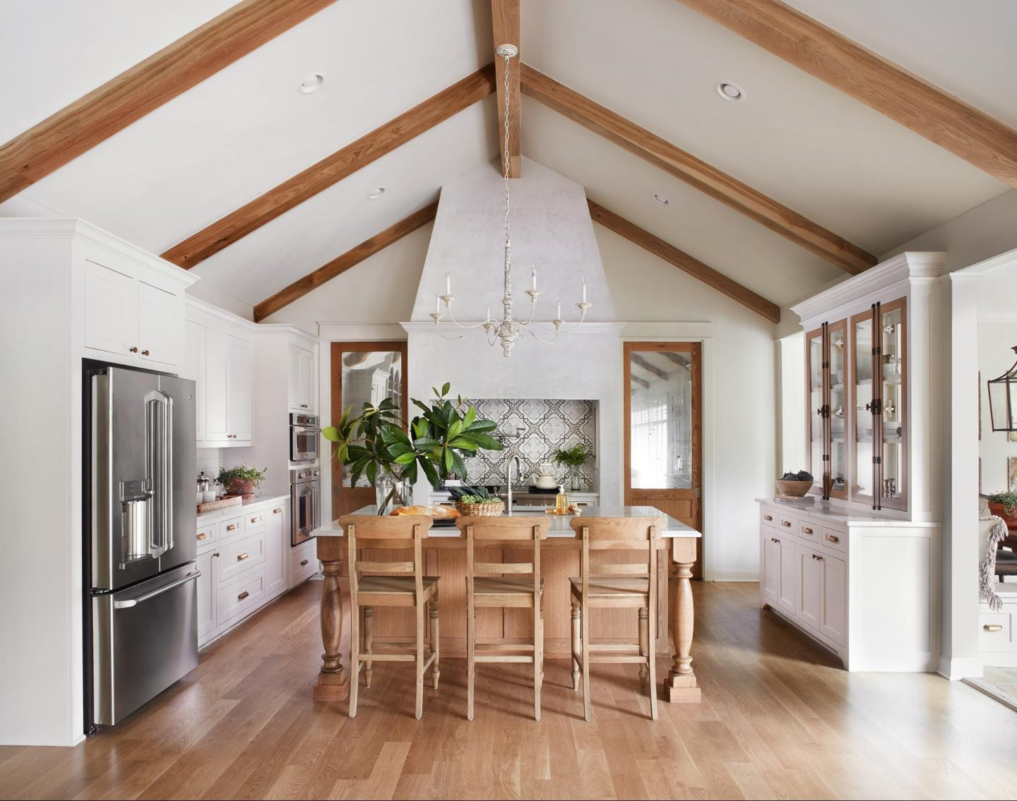 "If you watched ""The Club House"" episode of HGTV's Fixer Upper and loved the French country kitchen, come explore resources and decorating ideas for getting the look!"