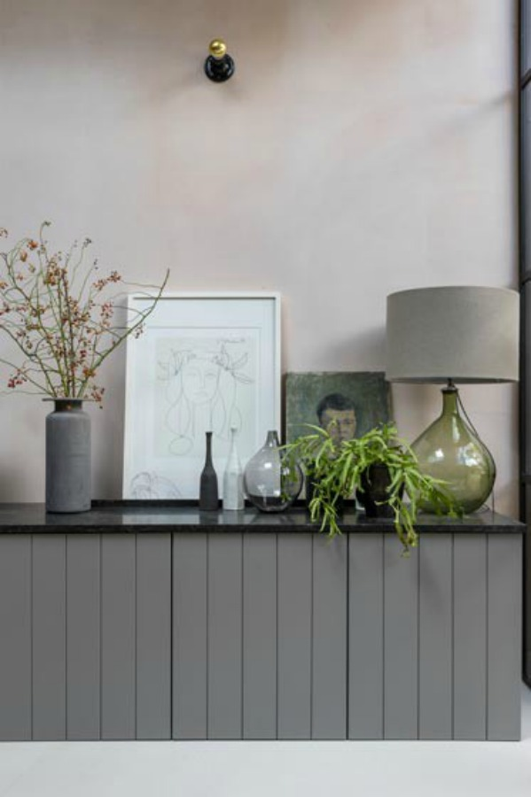 Stunning and soulful space designed by Imperfect Interiors in the UK - this East Dulwich Industrial Conversion sings!