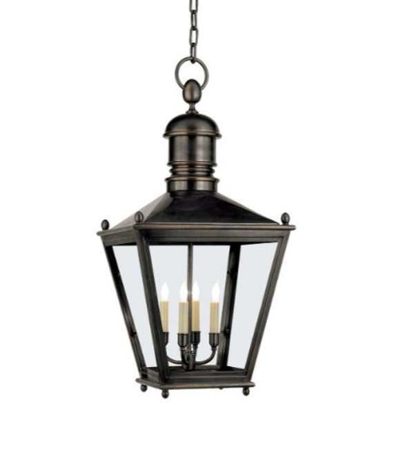 Sussex outdoor hanging lantern - One Kings Lane.