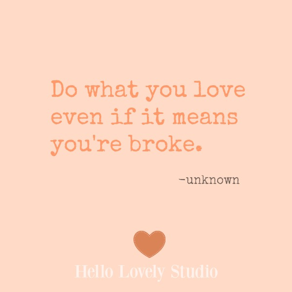 Inspirational quote to encourage and uplift on Hello Lovely Studio. #quotes #wonder #inspiration #goodness #encouragement