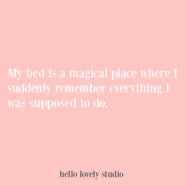 Funny quote with humor on Hello Lovely Studio. COME OVER TO LAUGH at Silly Humor Quotes, Smiles & Serious Laugh Therapy!#quote #humor #funnyquote