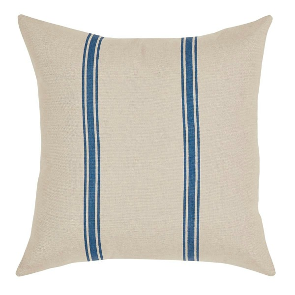 Grain Stripe pillow from Amazon
