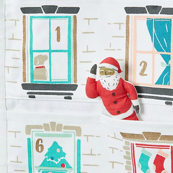 Christmas advent calendar. #holidaydecor #adventcalendar