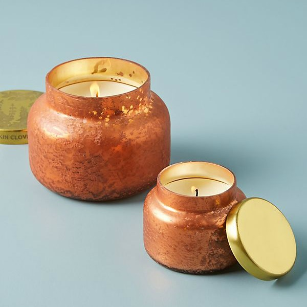 Pumpkin Clove Capri Blue candle from Anthropologie