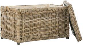 30″ French Storage Basket