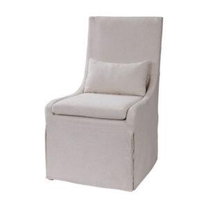 Slipcoverd Dining Chair