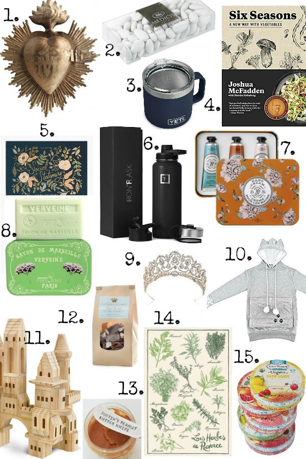 Gift guide under $25 Hello Lovely Studio - Come discover 15 Eclectic Holiday Gifts Under $25 plus Holiday Gift Guides from 7 of Your Favorite Bloggers!