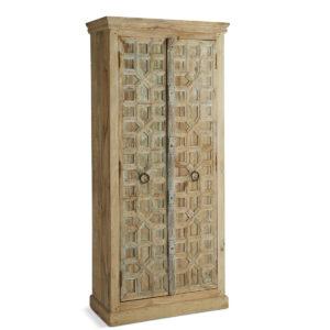 Handmade Reclaimed Wood Cabinet