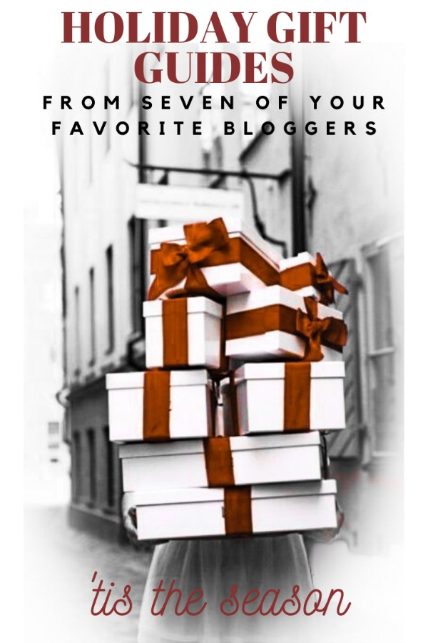 COME DISCOVER Holiday Gift Guides from 7 of Your Favorite Bloggers! #holidaygifts #bestchristmasgifts #christmas