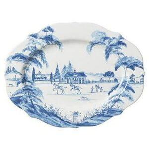 Blue Juliska Platter