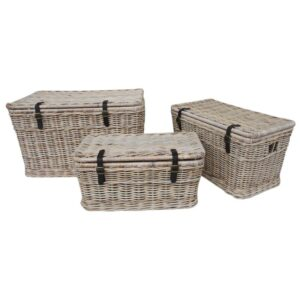 French Country Kubu Basket Set