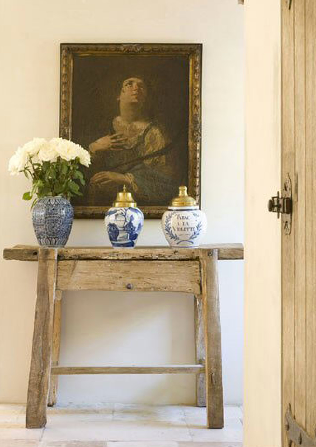 Sophisticated French country interior design inspiration and antiques - Pamela Pierce. Come score ideas for a Timeless and Tranquil European Country Inspired Look. #europeancountry #interiordesign #frenchcountry