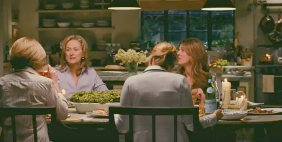 "Gorgeous ""It's Complicated"" movie house Cali inspired Belgian interior design and decor inspiration from Nancy Meyers' set - Universal Studios. #itscomplicated #moviehouses #interiordesign #belgiandesign"