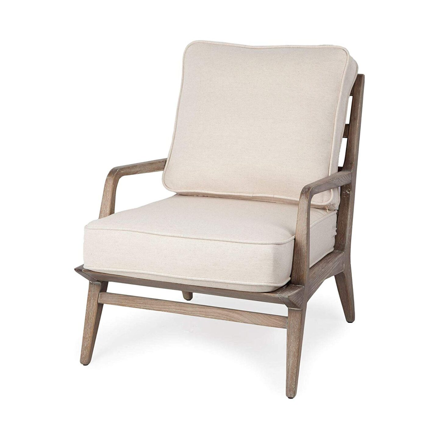 Mercana Harman Accent chair in cream