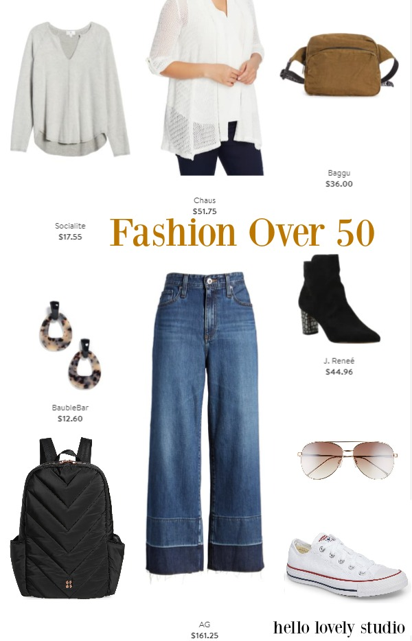 Fashion Over 50 on Hello Lovely Studio