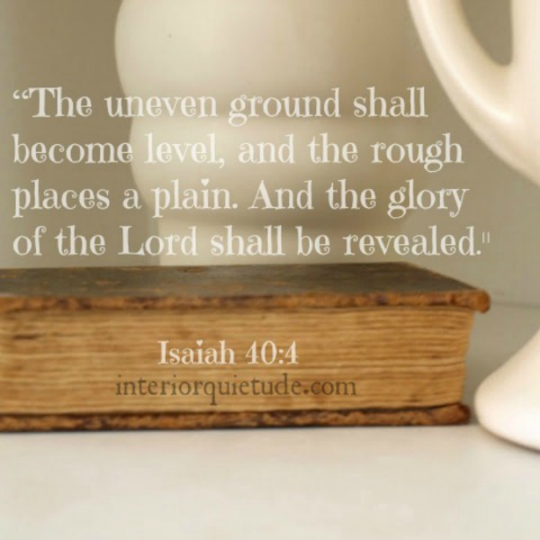 Scripture from Isaigh 40 on Hello Lovely Studio. #isaiah #scripture #biblequote #christianity #faithquote