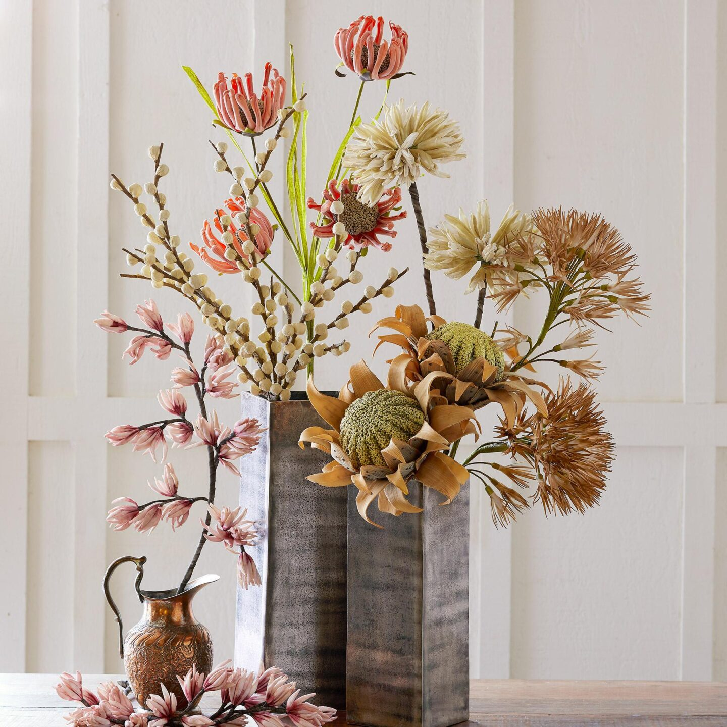 Dried botanicals from Sundance Catalog. #driedflowers #sundancecatalog