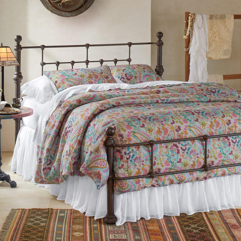 Monopole Bed from Sundance catalog