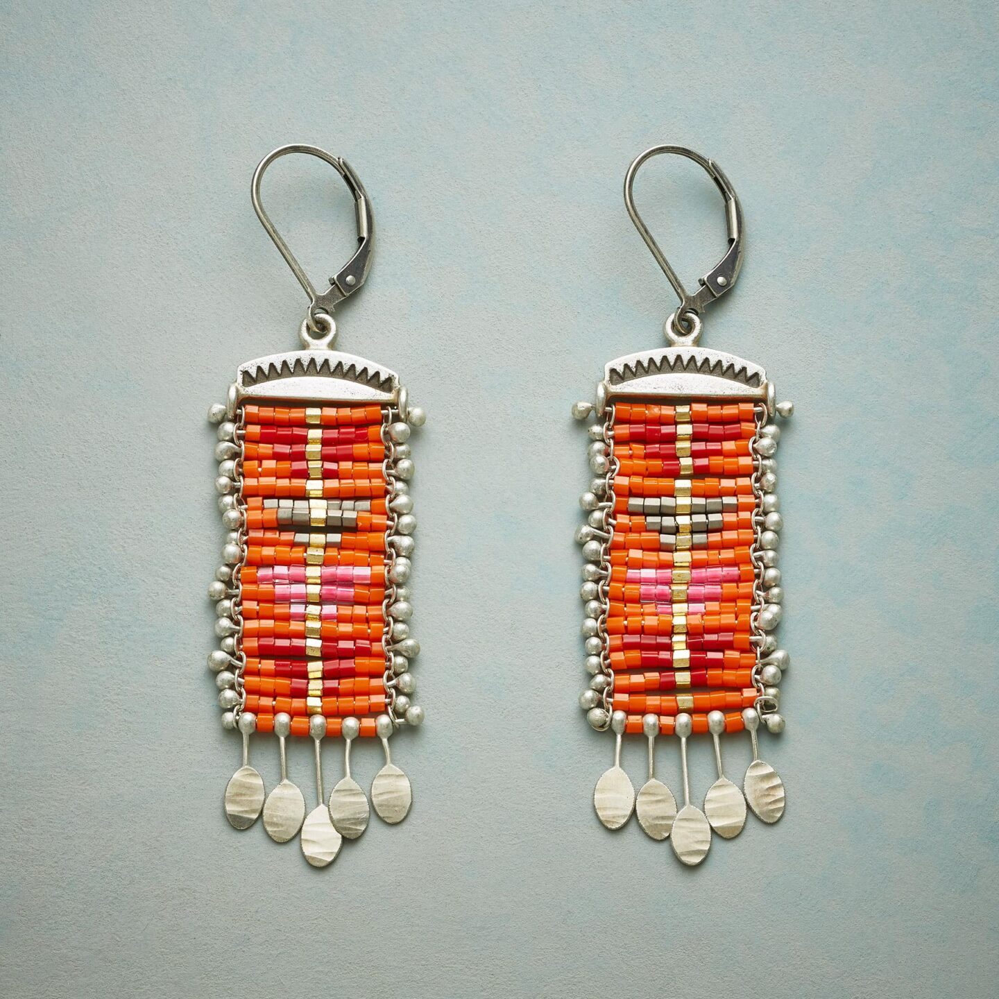 Naomi Herndon Resk Sky earrings - Sundance catalog