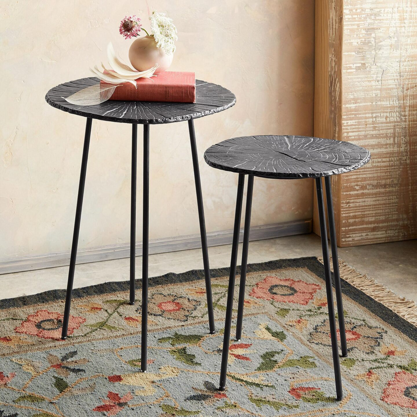 Ronan side tables - Sundance