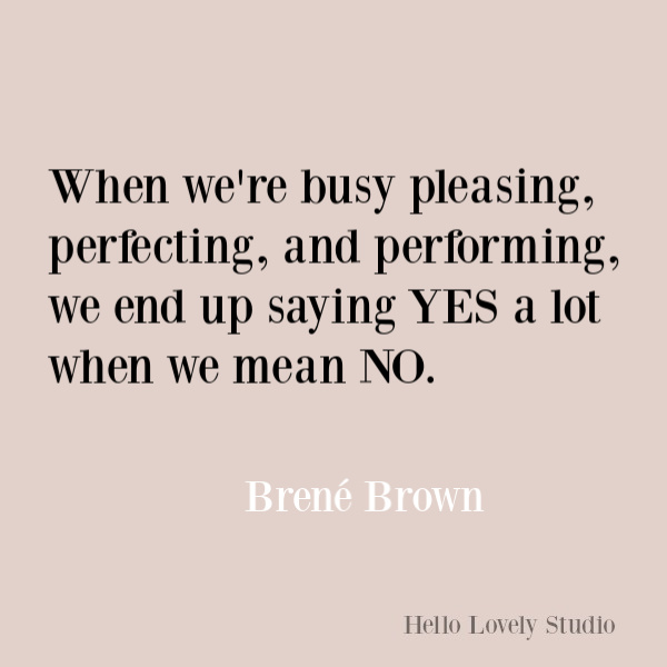 Brene Brown inspirational quote about courage, belonging, vulnerability, and integrity. #brenebrown #inspirationalquotes #vulnerability #selfkindness #spiritualtransformation #quotes #vulnerabilityquotes #couragequotes #selfawareness #blame