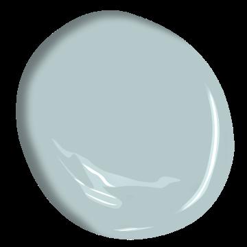 Yarmouth Blue Benjamin Moore blue paint color (HC-150). #yarmouthblue #paintcolors