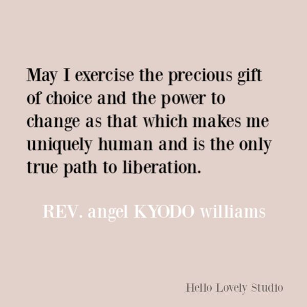 Faith, spirituality and inspirational quote on Hello Lovely Studio. #quotes #inspirationalquotes #spirituality #christianity #faithquotes #angelkyodowilliams
