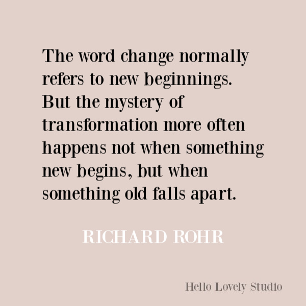 Faith, spirituality and inspirational quote on Hello Lovely Studio. #quotes #inspirationalquotes #spirituality #christianity #faithquotes #richardrohr