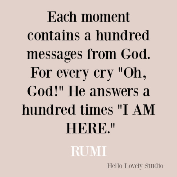 Rumi inspirational quote. #quotes #rumi #sufipoetry #poetry #spiritualjourney #soulquotes