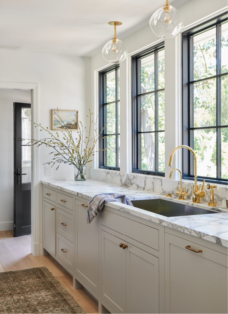 Perfect Putty Paint Colors For Kitchens Beyond Hello Lovely