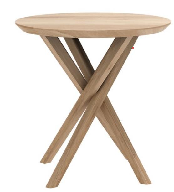 oak side table - OKL