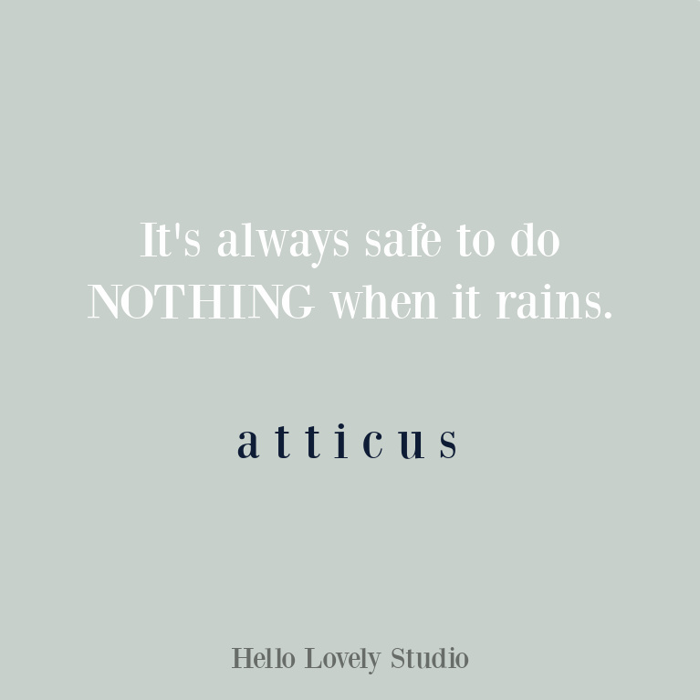 Atticus quote and poetry on Hello Lovely Studio. #atticus #quotes #poetry