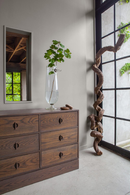Michael Del Piero global style interior design, modern rustic minimal luxe style. #michaeldelpiero