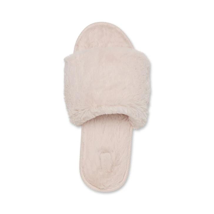 The Slide slippers in Bone, Skims